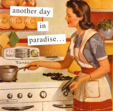 Confessions of a Middle-Age Housewife (3/4)