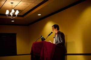 Lucas Myers, Kootenay Literary Competition