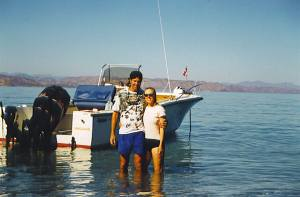Fred and Kristene Perron Baja