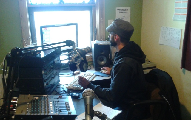 Anthony Sanna Kootenay Co-Op Radio