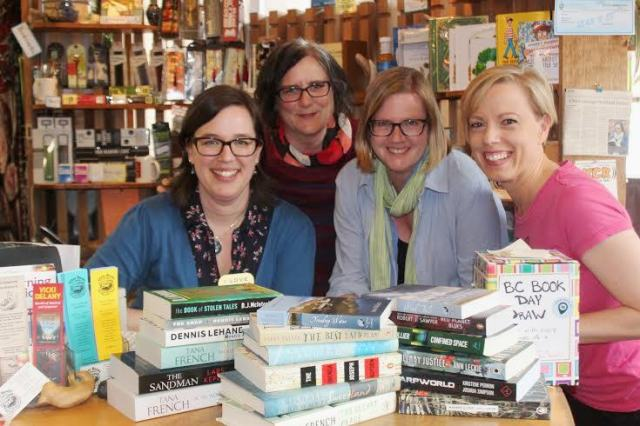 Otter Books with Kristene Perron, Anne DeGrace, Deryn Collier, and Samara Nichols