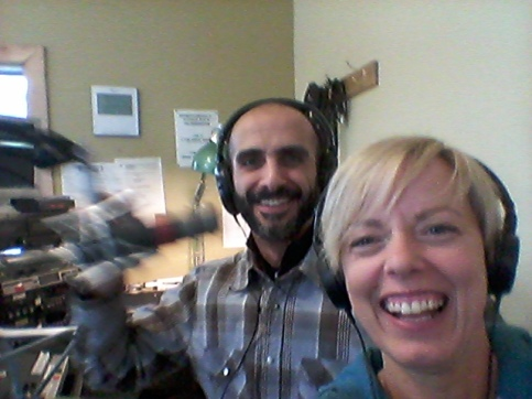 Kristene Perron and Anthony Sanna on Kootenay Morning