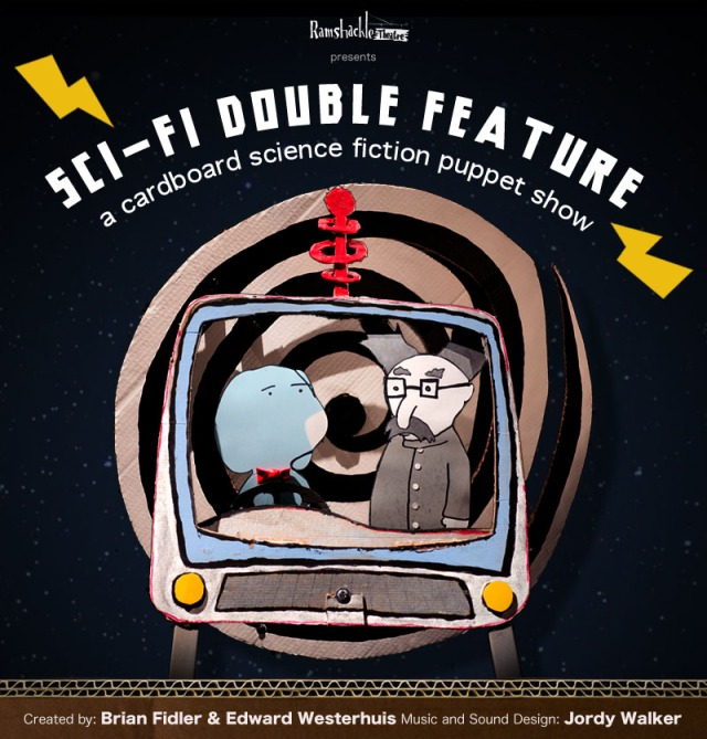 Ramshackle Theatre Sci-Fi Double Feature