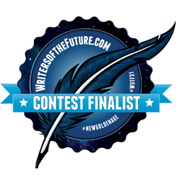 Writers of the Future Finalist Badge